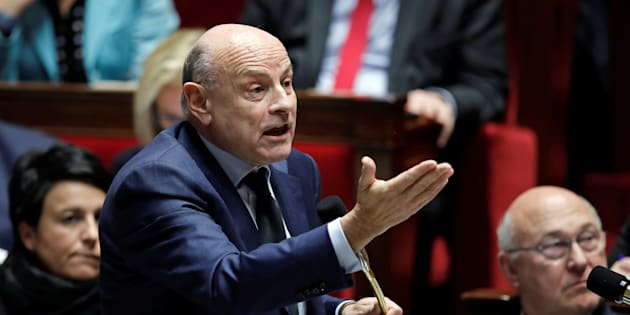 Législatives 2017: Jean-Marie Le Guen renonce à être candidat (Photo:  l'ancien secrétaire d'Etat au Développement pendant une séance de questions au gouvernement à l'Assemblée nationale, le 7 décembre  2016)