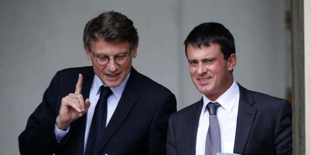 Manuel Valls vs Vincent Peillon, la concurrence frontale à la primaire de la gauche