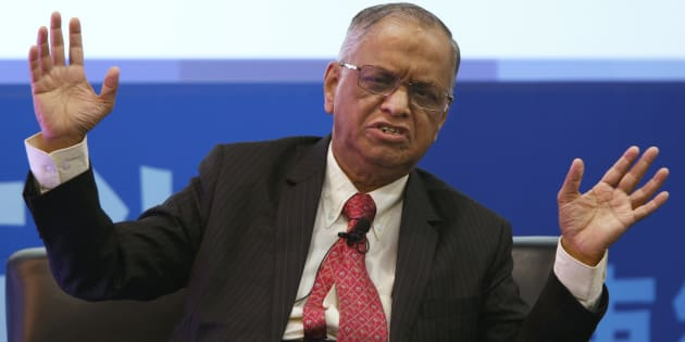Murthy also said that Indian bureaucrats are of the opinion that they know it all.