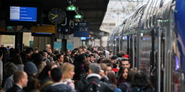 Grève SNCF du vendredi 13 avril: les prévisions de trafic pour les TGV, RER, TER et autres trains