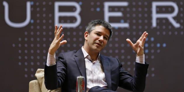 Les accusations de Google de vol de brevets tombent vraiment mal pour Uber