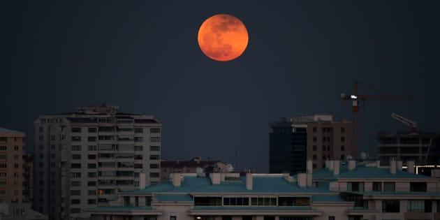 Vous allez assister à la plus longue éclipse de Lune de votre vie, dommage que vous ratiez celle de 4753.