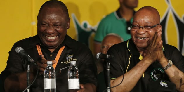 South African leader Jacob Zuma admits ANC corruption but targets critics
