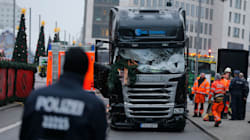 German Police Launch Manhunt For Tunisian Suspected Of Involvement In Berlin Christmas Market