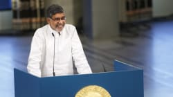 Three Persons Arrested For Theft At Nobel Laureate Kailash Satyarthi's