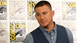 Quand il fait ses courses, Channing Tatum reprend son rôle de Magic