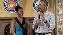 President Obama's Classy Tweet To Michelle Is The Perfect