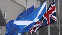 L'Écosse demande un nouveau référendum sur son