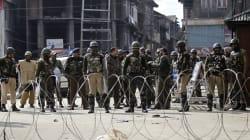 Shutdown In Kashmir Valley After Violent Protests Over Death Of Burhan Wani's