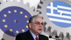 Esplode auto dell'ex premier greco Papademos. Forse una lettera bomba, sarebbe in gravi