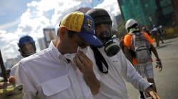 Militares agreden a líder opositor y excandidato venezolano durante
