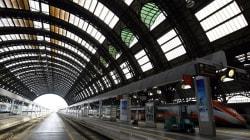 Migrante si impicca alla massicciata della Stazione Centrale di
