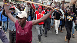 Kenyan Police Kill 11 People During Post Election
