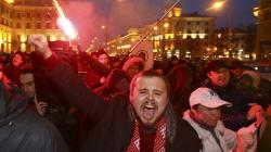 Une révolution a commencé en Biélorussie mais personne n'en