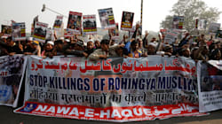 SC To Hear Plea Against Centre's Move To Deport Rohingya