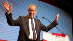 L'extrême droite reconnaît sa défaite face aux Verts à la présidentielle