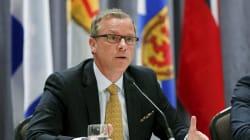 Le premier ministre de la Saskatchewan