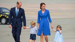 VIDEO: Kate Middleton y el príncipe William esperan un tercer