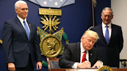 Trump Says New Vetting Will Keep 'Radical Islamic Terrorists' Out Of