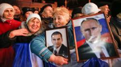 I sostenitori di Putin respingono la