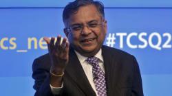 Tata Sons Names N Chandrasekaran As New
