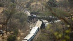 Delhi-Bound Kalindi Express Derails After Collision With A Goods Train In