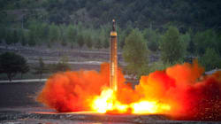 North Korea Fires Unidentified