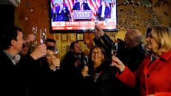 El pueblo de Melania Trump en Eslovenia tira la casa por la ventana con la victoria de