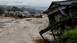 Japan Floods: At Least 6 Dead, Nearly 80,000 Forced From