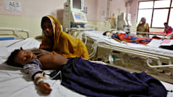 In Another Tragedy, 7 Children Die Of Encephalitis In Gorakhpur's BRD Medical