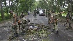 Army Officer, Three Terrorists Killed In Ongoing Encounter In