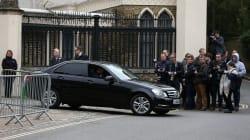 George Michael a discrètement été enterré à