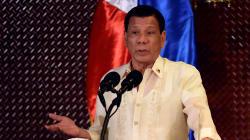 Le président philippin n'ira pas aux États-Unis car on y