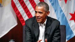 Obama critiqué pour avoir accepté une conférence rémunérée par Wall