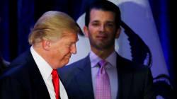 Trump a dicté à son fils ce qu'il devait dire sur sa rencontre avec une avocate