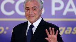 Le président brésilien échappe à un procès pour corruption