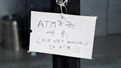 One In Four ATMs Still Don't Have Cash 3 Months After Demonetisation: