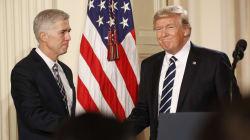 Trump nomina al conservador Neil Gorsuch frente a la Suprema