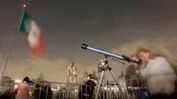 México combate con telescopios la contaminación por luces