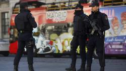 Des jihadistes en armes menacent Madrid dans une