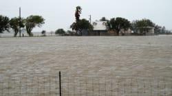 L'ouragan Harvey, rétrogradé en tempête tropicale, fait au moins trois