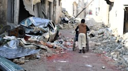 Miles de civiles regresan a Alepo para ver las condiciones de la