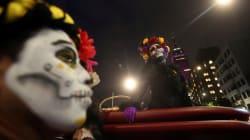El festival de Catrinas de la Ciudad de México tiene su