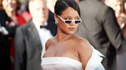 Rihanna accusata di essere grassa da un giornalista. Le fan la difendono sui
