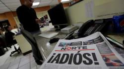 Adios! Ucciso l'ultimo cronista, il giornale messicano Norte decide di
