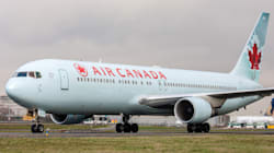 Air Canada Plane Turns Back After Passenger Injures Flight