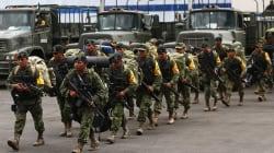 Antes de Navidad, el Senado va por ley sobre actuación del Ejército en combate al