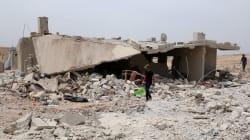 El horror del Estado Islámico: ataca un campo de refugiados en