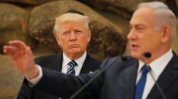 Trump prepara il negoziato tra Israele e Palestina, a meno che la sua sorte non precipiti