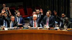 U.N. Security Council Endorses Syria Ceasefire Brokered By Russia And